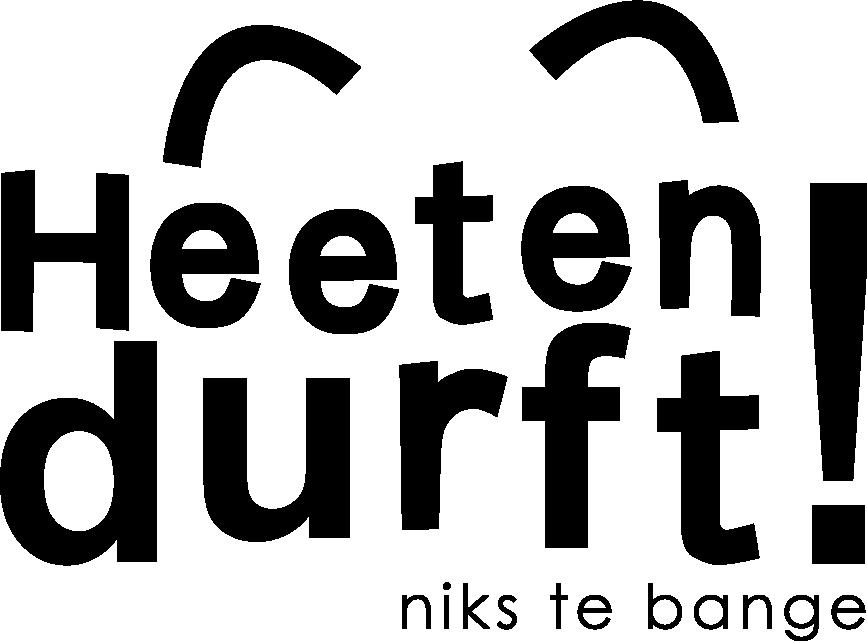 Logo Heeten Durft